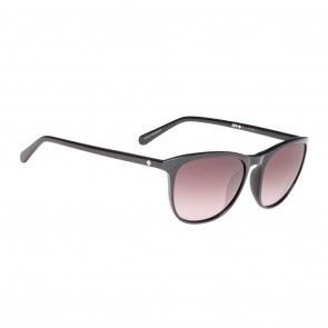 Spy CALIBER Sunglasses - Black with Happy Merlot Fade