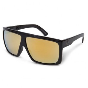 Dragon Fame Black / Gold Ion Sunglasses