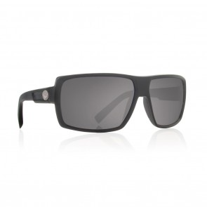Dragon DOUBLE DOS Jet / Grey P2 Polarized Sunglasses