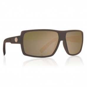 Dragon DOUBLE DOS Matte Tortoise / Bronze P2 Polarized Sunglasses