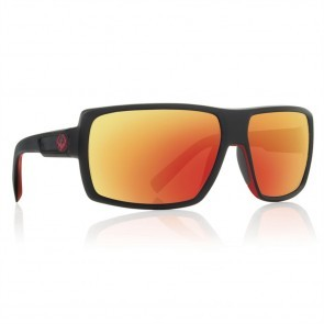 Dragon DOUBLE DOS Jet Red Ion Sunglasses