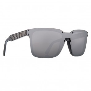 Dragon Mansfield Matte Black / Silver Ion Sunglasses