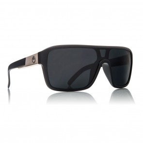 Dragon REMIX Matte Black / Grey P2 Polarized Sunglasses