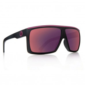 Dragon Fame H2O Matte Black / Plasma ION P2 Polarized Sunglasses