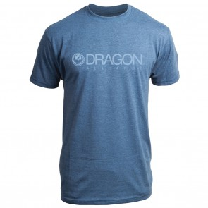 Dragon Trademark Special Mens Shirt - Indigo Heather
