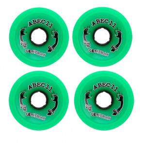Abec 11 Centrax 77mm Longboard Wheels - Durometer  81a