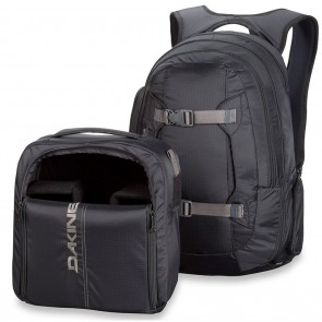 Dakine MISSION PHOTO 25L Backpack Black