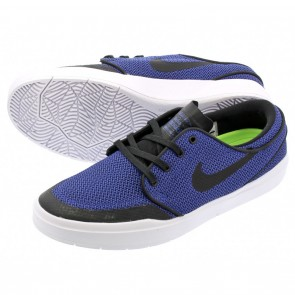 Nike SB Hyperfeel Stefan Janoski XT Deep Night / Black Skate Shoes