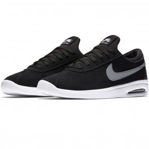 Nike SB Air Max Bruin Vapor Black / White / White / Cool Grey Skate Shoes