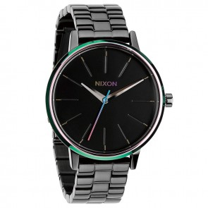 Nixon KENSINGTON Gunmetal with  Multi Watch-A099-1698