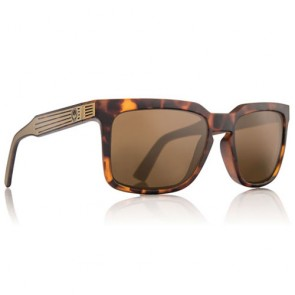 Dragon Mr. Blonde Matte Tortoise / Bronze P2 Polarized Sunglasses