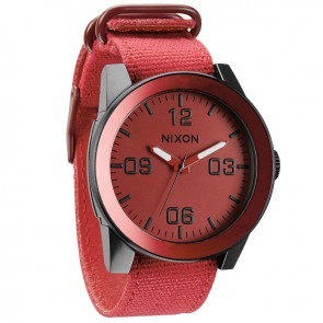 Nixon CORPORAL Red Ano Watch-A243-1368