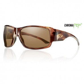 Smith DOCKSIDE Havana Chromapop Polarized Brown Sunglasses