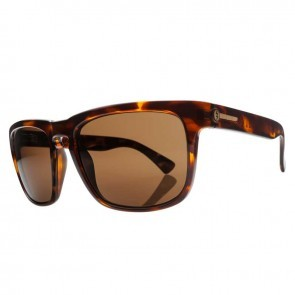 Electric Knoxville Gloss Tortoise / Melanin Bronze Sunglasses