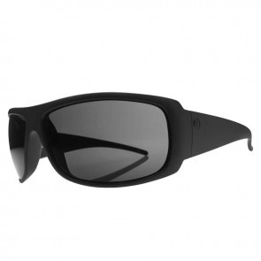 Electric CHARGE XL Matte Black / Melanin Grey Sunglasses