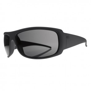 Electric CHARGE XL Matte Black / Melanin Grey Polarized Level 1 Sunglasses