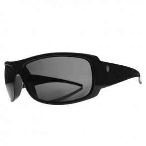 Electric CHARGE XL Gloss Black / Melanin Grey Polarized Level 1 Sunglasses