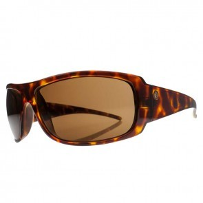 Electric CHARGE XL Tortoise Shell Melanin Bronze Sunglasses
