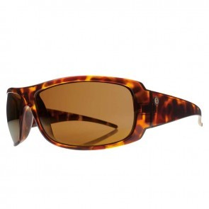 Electric Charge XL Gloss Tortoise Shell / Melanin Bronze Polarized Level 2 Sunglasses
