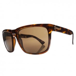 Electric KNOXVILLE XL Tortoise Shell Melanin Bronze Polarized Level 1 Sunglasses