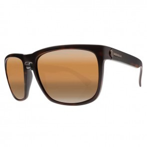 Electric KNOXVILLE XL Blackeyed Tortoise Melanin Bronze Gradient Sunglasses