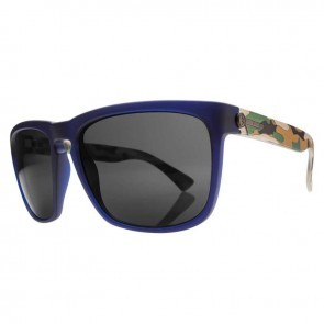 Electric KNOXVILLE XL Blue Jungle Melanin Grey Sunglasses