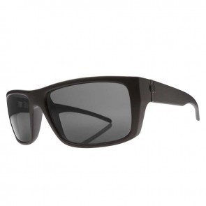 Electric SIXER Matte Black / Melanin Grey Sunglasses