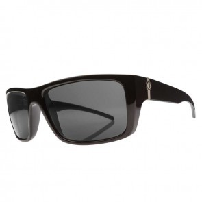 Electric SIXER Gloss Black / Melanin Grey Sunglasses