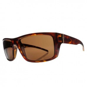Electric SIXER Gloss Tortoise / Melanin Bronze Sunglasses