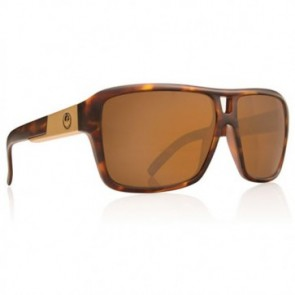 Dragon THE JAM Matte Tortoise Bronze P2 Polarized Sunglasses