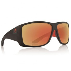 Dragon Kit Jet Red / Red Ion P2 Polarized Sunglasses