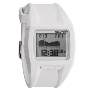 Nixon LODOWN II All White Watch-A289-126