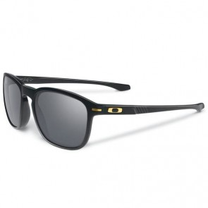 Oakley ENDURO Shaun White Collection Polished Black  Black Iridium Polarized sunglasses-OO9223-05