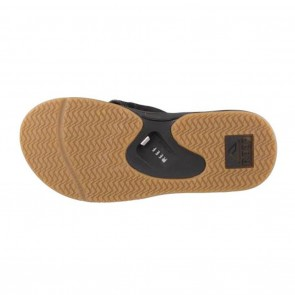 Reef Fanning Black / Silver Mens Sandals