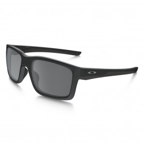 Oakley MAINLINK Sunglasses - Matte Black / Black Iridium Polarized