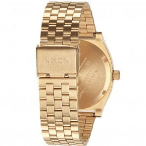 Nixon TIME TELLER All Gold / Black Sunray Watch