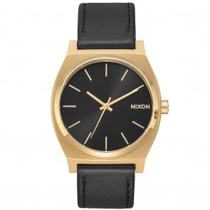Nixon TIME TELLER Gold / Black / Black Watch