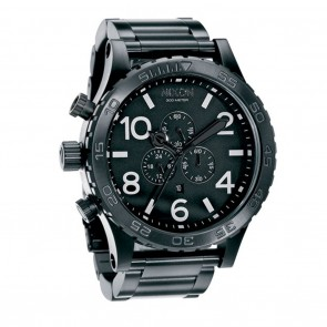Nixon 51-30 Chrono All Black Watch