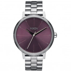 Nixon KENSINGTON Plum Watch
