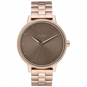 Nixon KENSINGTON Rose Gold / Taupe Watch