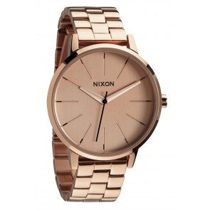 Nixon KENSINGTON All Rose Gold Watch-A099-897