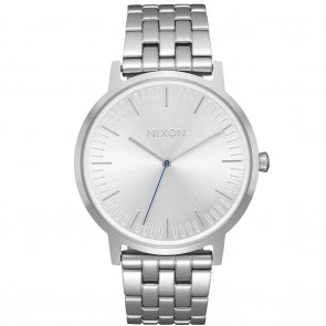 Nixon PORTER All Silver Watch