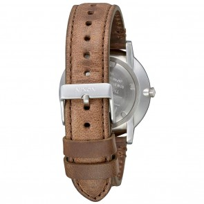 Nixon PORTER LEATHER Ombre / Taupe Watch