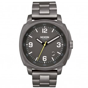 Nixon CHARGER All Gunmetal Watch