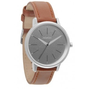 Nixon KENSINGTON Leather Saddle Watch-A108-747