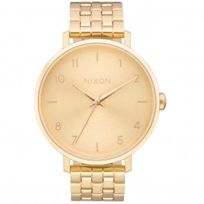 Nixon ARROW All Gold Watch