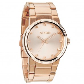 Nixon CANNON All Rose Gold Watch