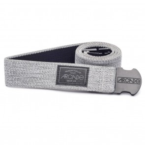 Arcade The Foundation Belt - Heather Grey