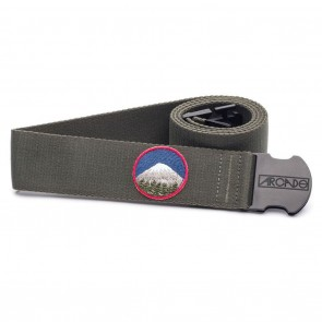 Arcade The Rambler Belt - Olive Green