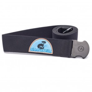 Arcade The Rambler Belt - Black / Blue
